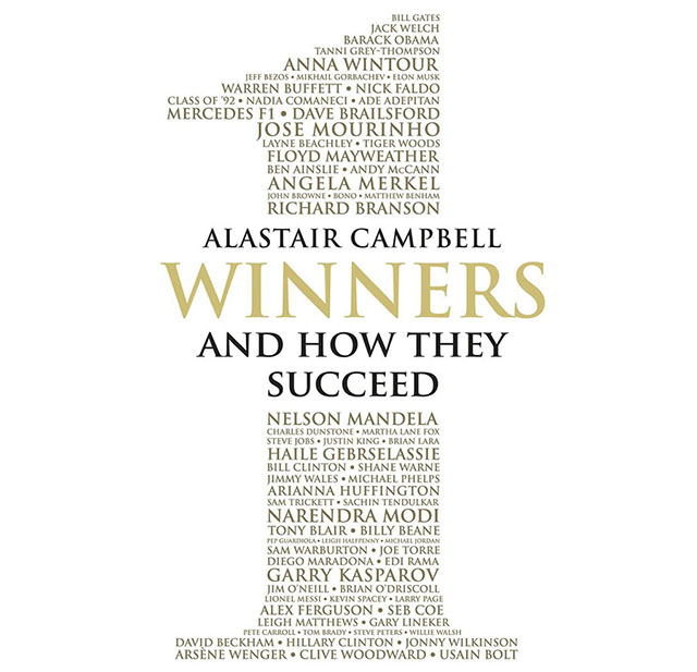 Book of the week: Winners and How They Succeed
