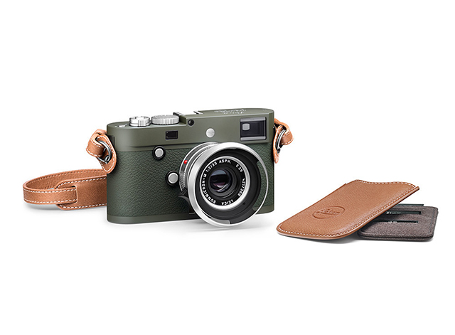 Leica debut luxurious new safari-inspired camera