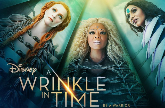A new trailer for 'A Wrinkle In Time' has dropped