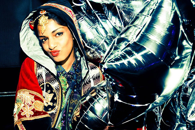 Listen now: M.I.A covers Beyonce's 'Flawless'