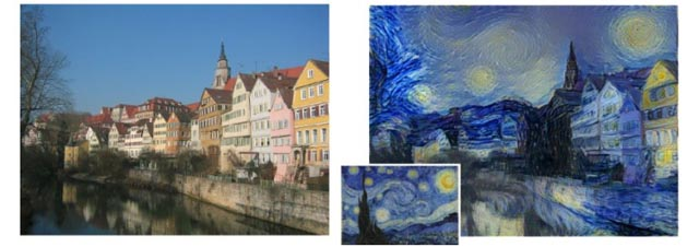 Turn your photos into masterful artworks with new algorithm