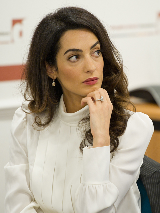 Amal Clooney launches education scholarship for Lebanese women