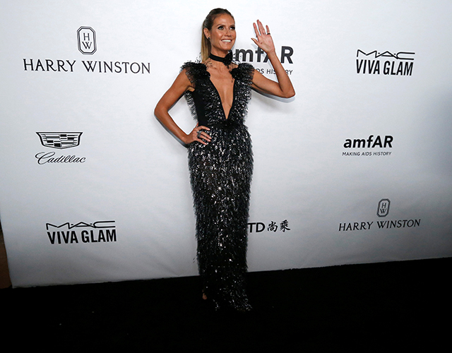 The 2017 amfAR Inspiration Gala in Los Angeles: Red carpet arrivals