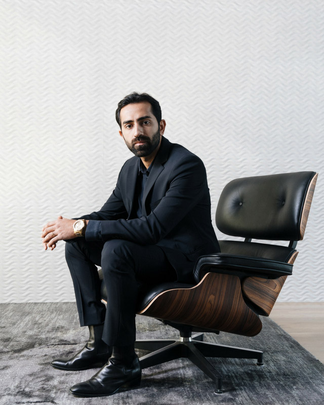 Exclusive: Why Amir Meghani is the new name to know in watchmaking