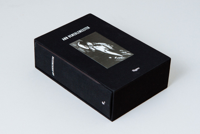 Rizzoli release new book on Ann Demeulemeester