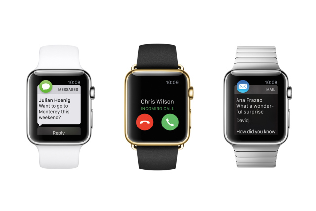 Tim Cook hypes the launch success of the Apple Watch