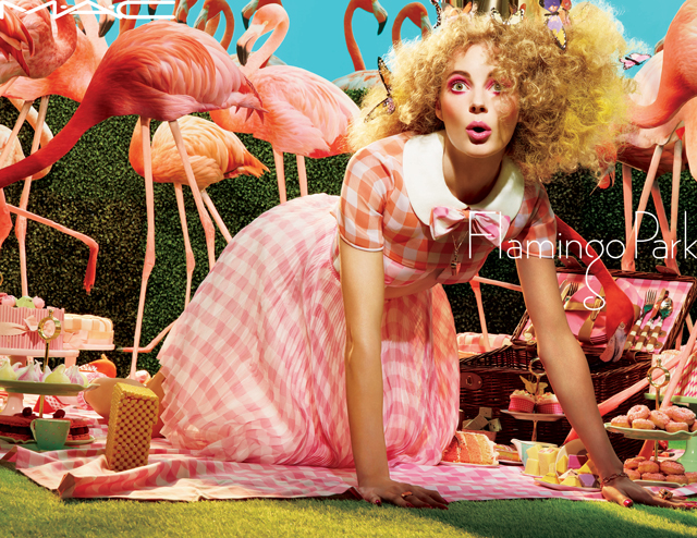 Introducing Flamingo Park by MAC Cosmetics