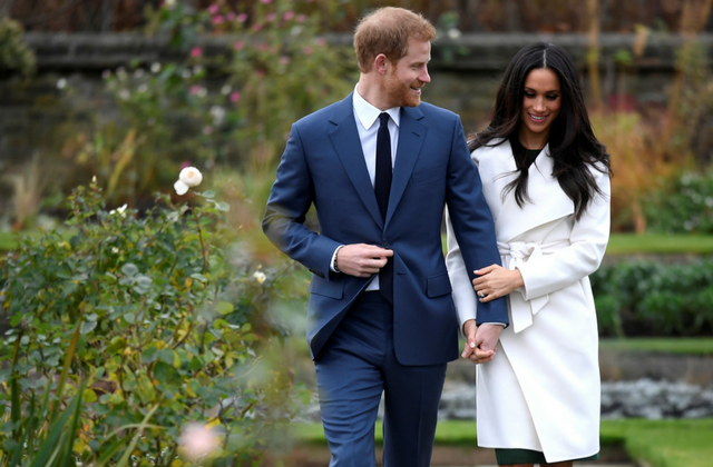 Prince Harry and Meghan Markle set a wedding date