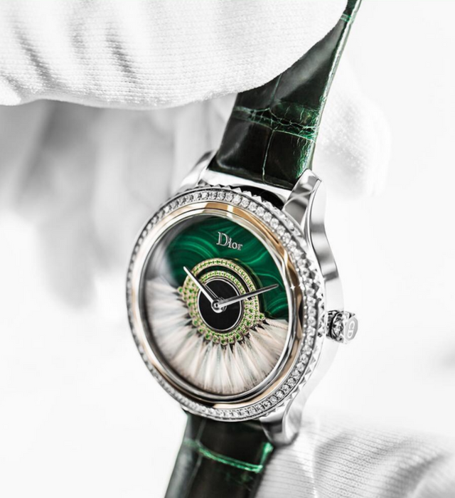 Dior's new timepiece is what fashion watch dreams are made of