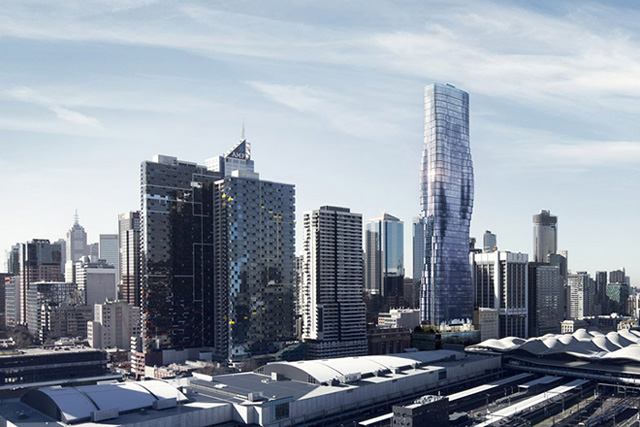 Coming to Australia soon: A Beyoncé-inspired skyscraper
