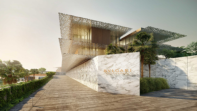 Revealed: Designs for the Bulgari Dubai hotel and residences
