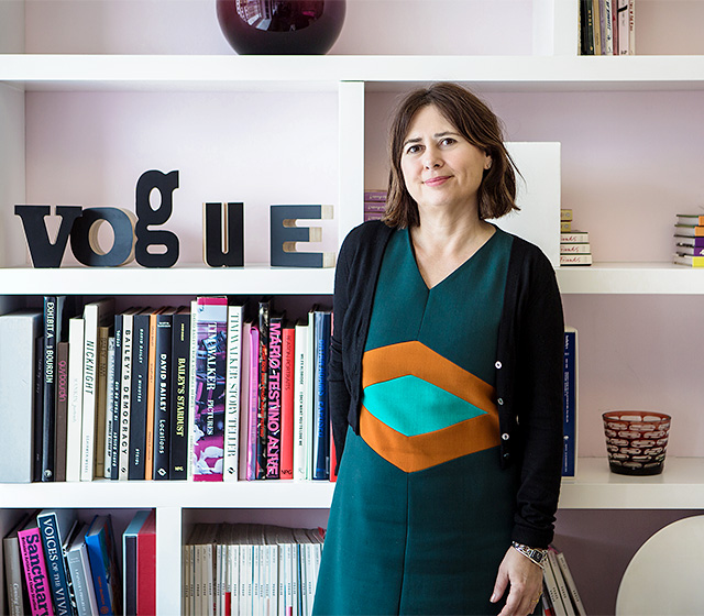 """I don't really see myself as a fashion critic, per se..."" – Alexandra Shulman"