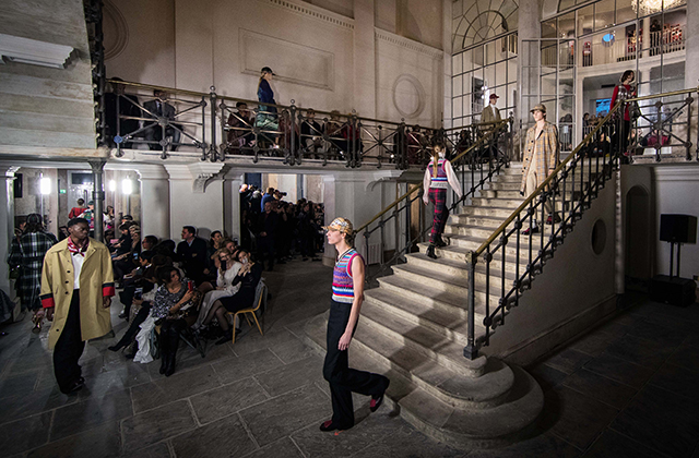 London Fashion Week: Burberry September Collection
