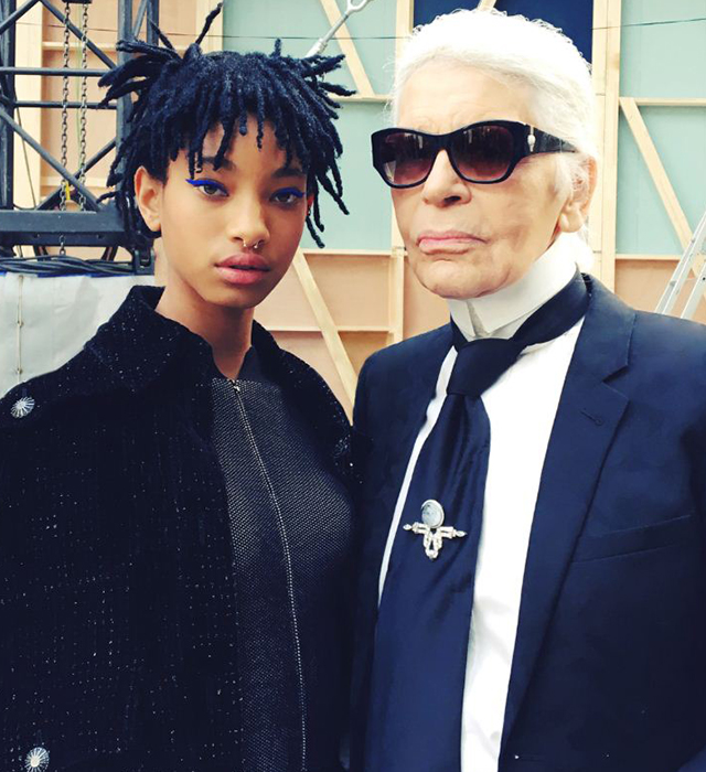 Willow Smith is Chanel's new ambassador