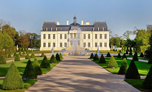 Welcome to Chateau Louis XIV, the most expensive home in the world