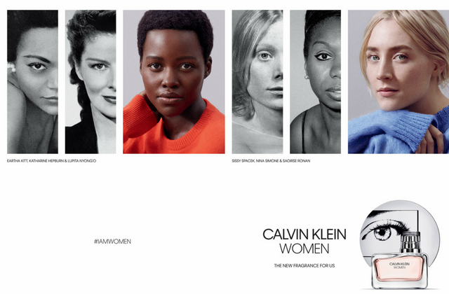 Calvin Klein is launching its first women's fragrance in 13 years today