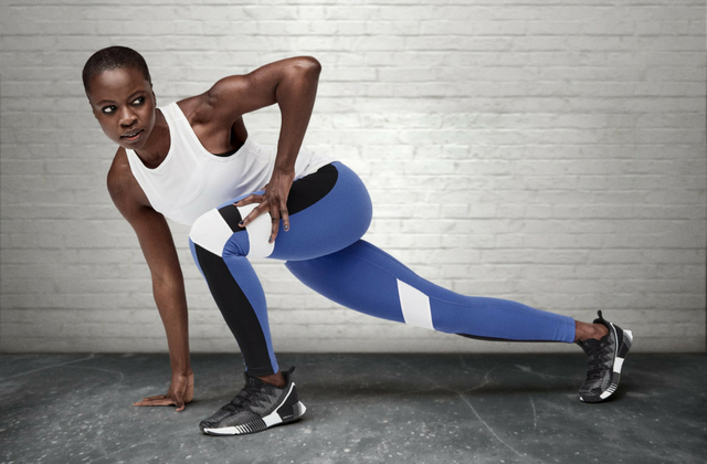 Danai Gurira is named as Reebok's newest ambassador