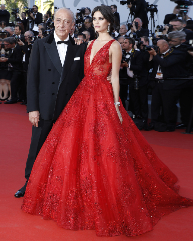 """Glamour is what we have in common with the Cannes Film Festival"" – de Grisogono's Fawaz Gruosi on red carpet jewellery"