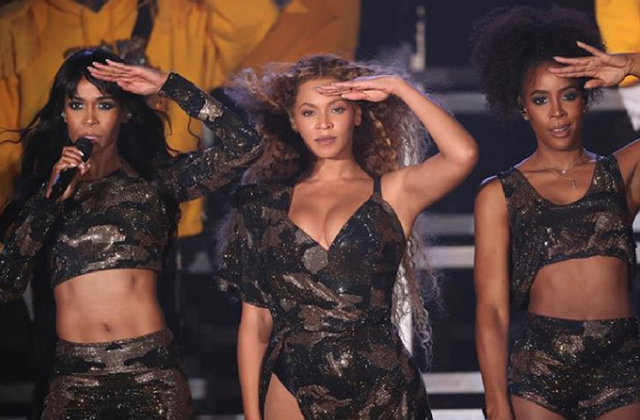 Just in: Destiny's Child reunites at Coachella 2018