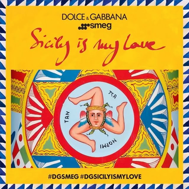 First look: Dolce & Gabbana x Smeg's second collaboration