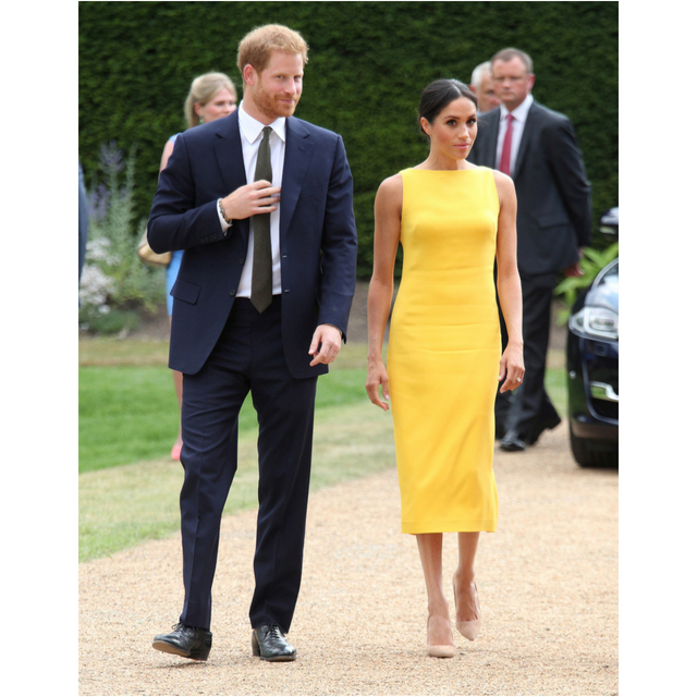 The Duke and Duchess of Sussex attend Commonwealth Youth Challenge in London
