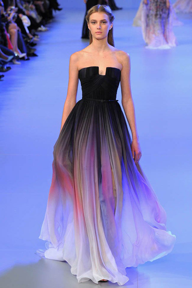 Haute Couture Spring/Summer 14: Elie Saab