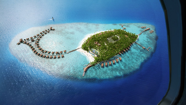The St. Regis Vommuli Resort, Maldives to open in 2016