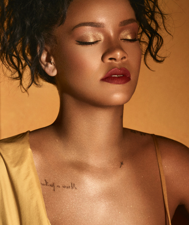 Rihanna's newest Fenty Beauty collection has officially landed in the Middle East