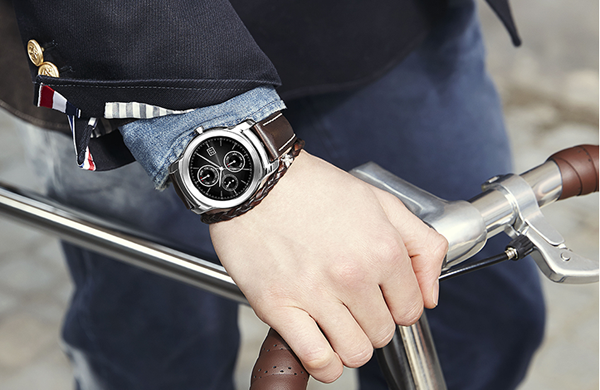 LG's new Urbane watch ticks all the boxes