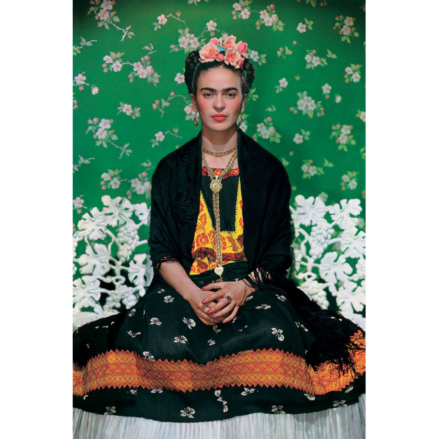 A Frida Kahlo exhibition is opening at the V&A this weekend