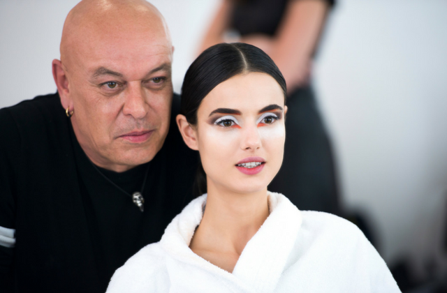 In conversation with: Givenchy's Creative Director of Makeup, Nicolas Degennes