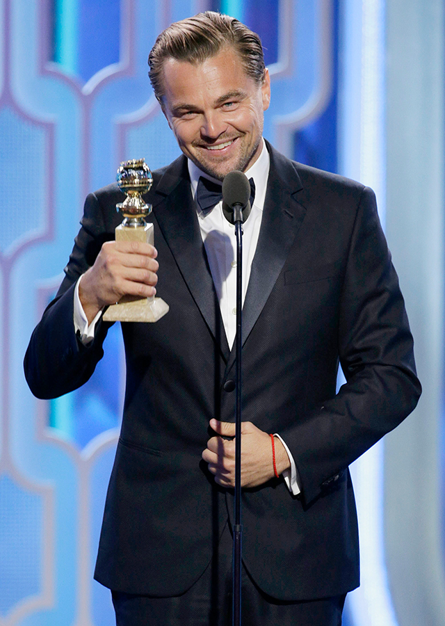 The 2016 Golden Globe Awards: The winners