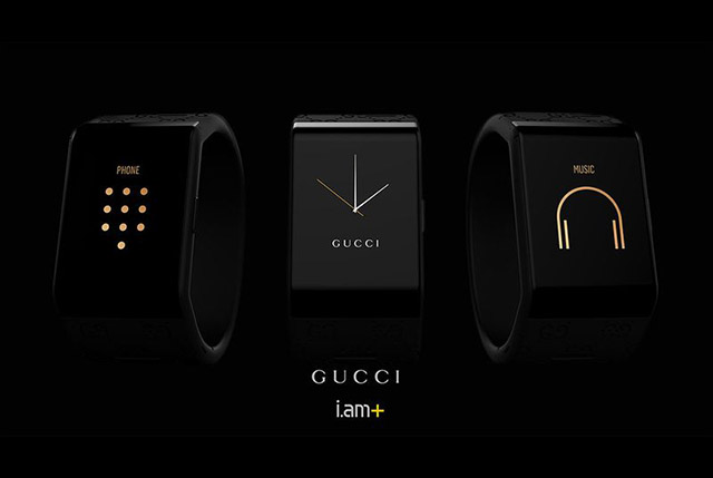 Gucci to enter the wearables market with will.i.am