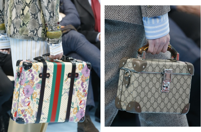 Now boarding: Gucci teams up with Globe Trotter on the coolest luggage collection