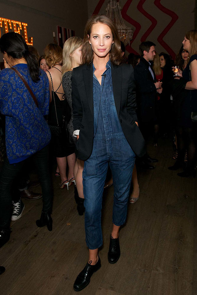 Christy Turlington Burns partners with Citizens of Humanity to launch maternity denim line