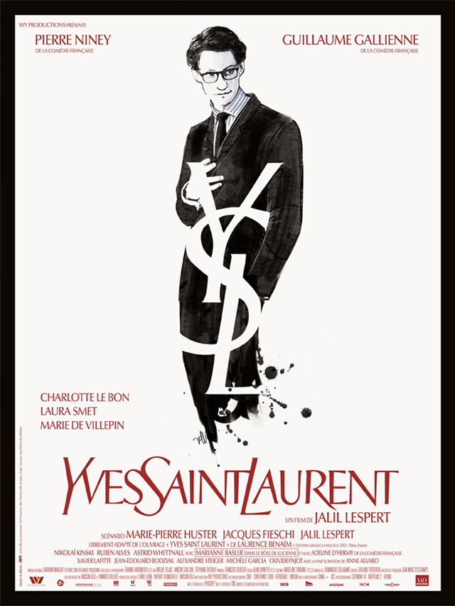 Pierre Bergé approves of the new 'Yves Saint Laurent' biopic