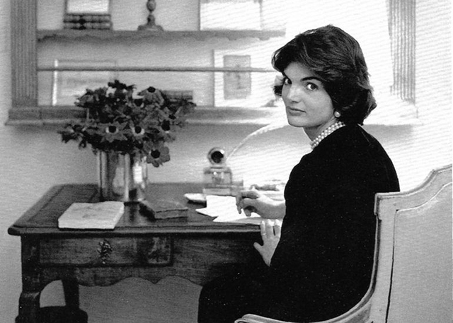 Jackie Kennedy Onassis personal letters offer a unique look at a cultural style icon