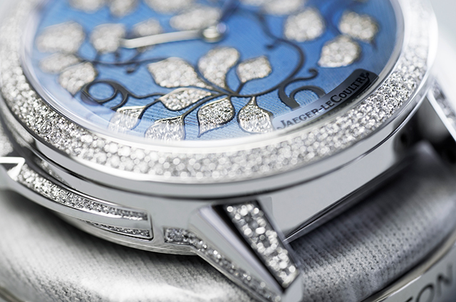 Jaeger-LeCoultre presents the Rendez-Vous Ivy Minute Repeater