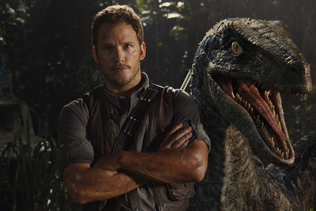 'Jurassic World' smashes global box office records making $511.8 million