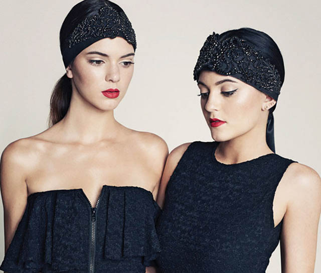 Kendall and Kylie Jenner announce exclusive line for Topshop