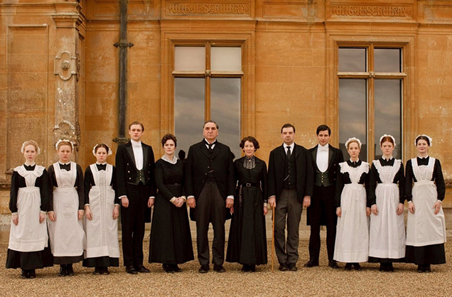 Watch now: Time to say goodbye to 'Downton Abbey'