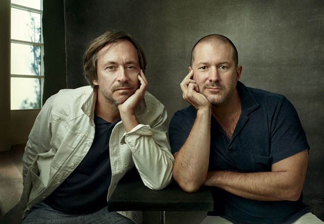 Apple designers Jony Ive and Marc Newson to headline Conde Nast Luxury Conference