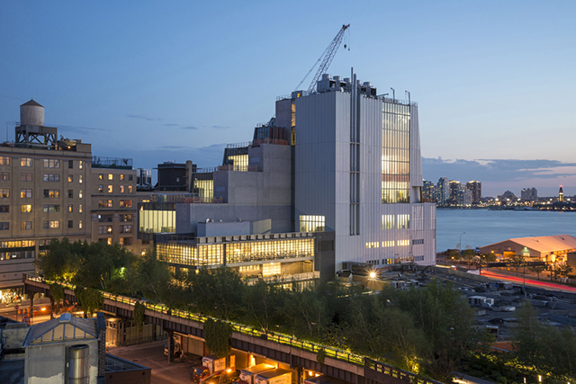 Max Mara partners with Whitney Museum for opening celebrations