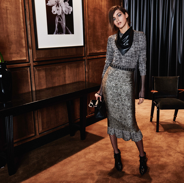 First look: Max Mara Pre-Fall 2016