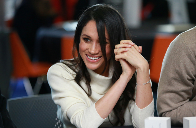 Meghan Markle is being made into a Madame Tussaud's wax figure