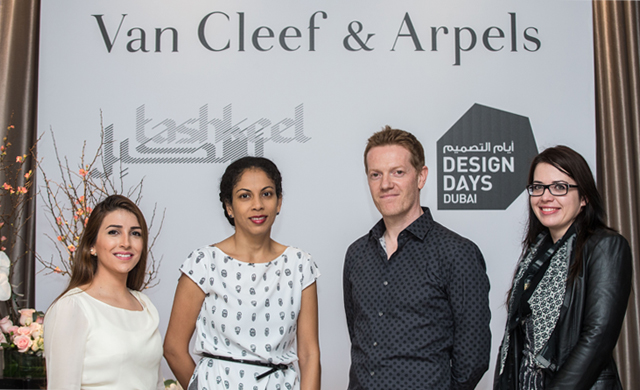 Van Cleef & Arpels' Middle East Emergent Designer Prize finalists announced