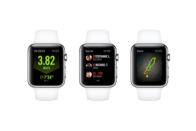 Nike to launch running app for Apple Watch