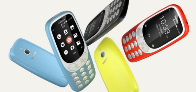 Tech talk: Nokia is bringing back the 3310