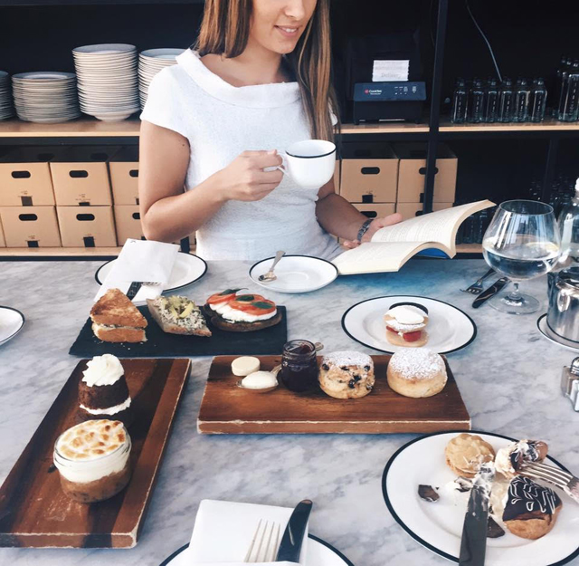 Cafe No. 57 raises the high tea bar even higher with new afternoon tea