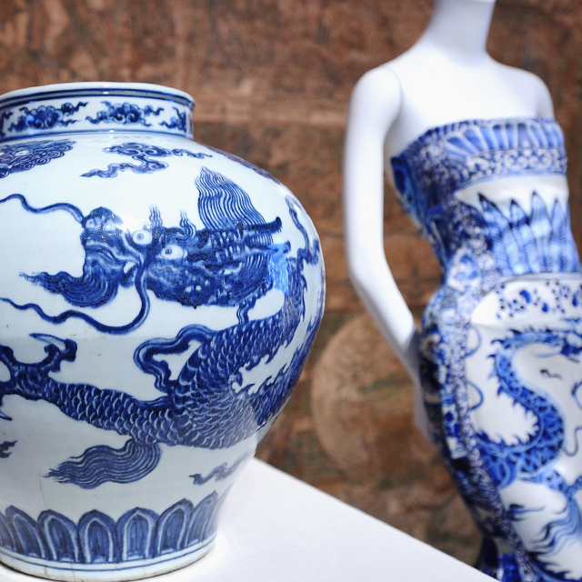 The Met previews the 'China: Through the Looking Glass' exhibition